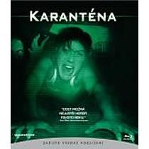 Karanténa (Blu-Ray)  (Quarantine)