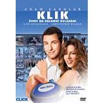 Klik: Život na dálkové ovládání (Romantická filmová edice) DVD (Click)