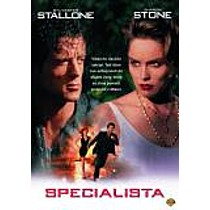Specialista (CZ dabing) DVD (The Specialist)