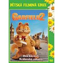 Garfield 2 (Dětská filmová edice II) DVD