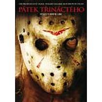 Pátek třináctého (CZ dabing) DVD (Friday the 13th)