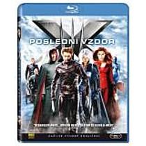 X-Men: Poslední vzdor (Blu-Ray)  (X-Men: The Last Stand)