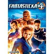 Fantastická čtyřka (Akční filmová edice II) DVD (Fantastic Four)