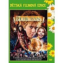 Petr Pan (Děstská filmová edice II) DVD