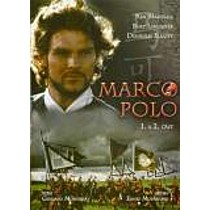 Marco Polo 5. a 6. část (pošetka) DVD (Marco Polo - TV mini-series)