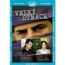 Velký strach (pošetka) DVD (...e tanta paura (Plot of Fear))