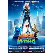 Monstra vs. Vetřelci DVD (Monsters vs. Aliens)
