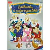 Sněhurka a sedm trpaslíků (+ bonusová pohádka Anna a král) DVD