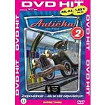 Autíčka 2 (pošetka) DVD (Auto B-Good 2)