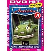 Autíčka 3 (pošetka) DVD (Auto B-Good 3)