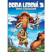 Doba ledová 3: Úsvit Dinosaurů DVD (Ice Age: Dawn of the Dinosaurs)
