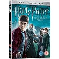 Harry Potter a Princ dvojí krve (2 DVD)  (Harry Potter and the Half-Blood Prince)