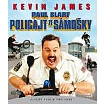 Policajt ze sámošky (Blu-Ray)  (Paul Blart: Mall Cop)
