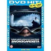 Snowboardista (Pošetka) DVD (Snowboardista)