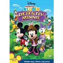 Mickeyho klubík: Detektiv Minnie DVD