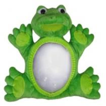 Miyali - Luca - Plyšové zrcátko - Frog