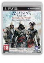 Assassin's Creed American Saga (PS3)