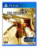Final Fantasy Type O HD (PS4)