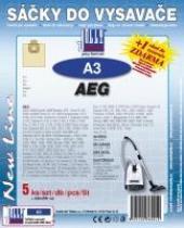 Sáčky do vysavače AEG Diamant U 405, 412, 414 5ks