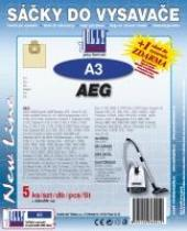 Sáčky do vysavače AEG Exquisit 1400, 1500 5ks