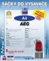 Sáčky do vysavače AEG Smart 100 - 199 5ks