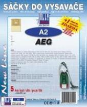 Sáčky do vysavače AEG Top Comfort Serie 5ks
