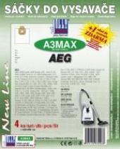Sáčky do vysavače AEG Vampyr Exquisit 200 textilní 4ks