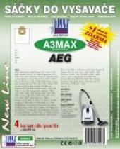 Sáčky do vysavače AEG Vampyr MM 1700 textilní 4ks