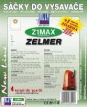 Sáčky do vysavače Alaska Z-ECM 1010 BS textilní 4ks