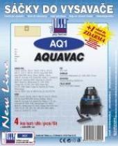 Sáčky do vysavače Aqua Vac Omega 100 A 1330 4ks