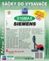Sáčky do vysavače BOSCH - BBS 1000...1199 Solida textilní 4ks