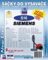 Sáčky do vysavače Bosch Activa BBS 6000 - 6399 6ks