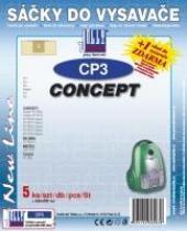 Sáčky do vysavače Concept VP 9133 Clipper 5ks