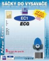 Sáčky do vysavače ECG PEL 1500 5ks