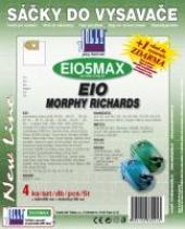 Sáčky do vysavače EIO Villa Wave 2200W textilní 4ks