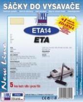 Sáčky do vysavače Electrolux Hurricane 2004, H 2002 5ks
