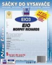 Sáčky do vysavače Elin Compact 1000, Nova Plus 1300, 1400 5ks