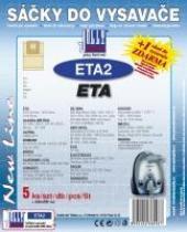 Sáčky do vysavače Hit Company BS 1300, Turbo Dusty 5ks
