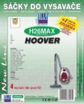 Sáčky do vysavače Hoover TXP 1210 Green Ray textilní 4ks