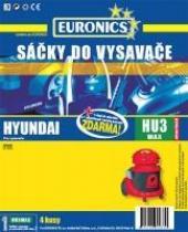 Sáčky do vysavače Hyundai VC 5750 textilní 4ks