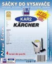 Sáčky do vysavače Karcher 2501 TE 4ks