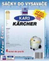 Sáčky do vysavače Karcher K 2000 4ks
