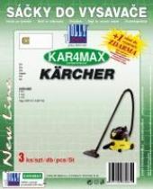 Sáčky do vysavače Karcher T 17/1 textilní 3ks
