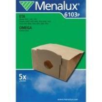 Sáčky do vysavače MENALUX 6103P, 5ks