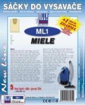 Sáčky do vysavače Miele Meteor SE, XL, SL 5ks