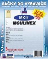 Sáčky do vysavače Moulinex Compact de Luxe 6ks