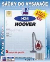 Sáčky do vysavače Hoover 64 5ks
