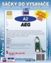 Sáčky do vysavače AEG Vampyr TC 100 - 199, 1000 - 1999 5ks