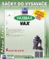 Sáčky do vysavače Arlett 101 - 2301, Arlett Classic textilní (JOLLY VAXMAX) 4ks