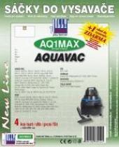 Sáčky do vysavače Arnica Wet and Dry Shampoo textilní 4ks